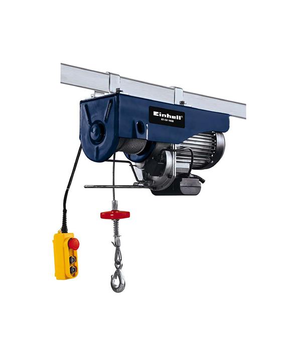 Тельфер электрический Einhell 1600 Вт, 1000 кг
