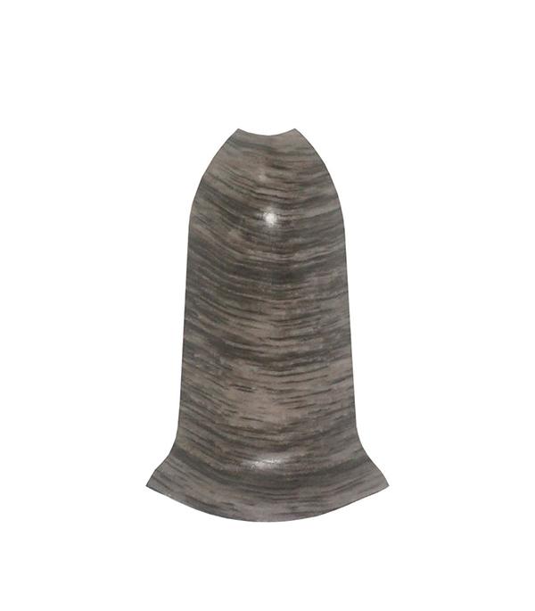УголнаружныйWimar86 ммдубкаменный (2 шт) плинтус пвх royal 76мм дуб светло серый 2 5м