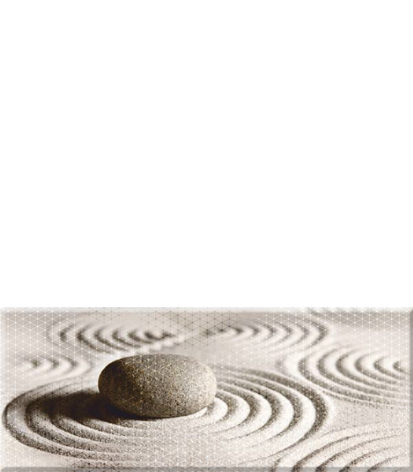 Плитка декор панно 500х200х9,5 мм Концепт 7К, тип 2
