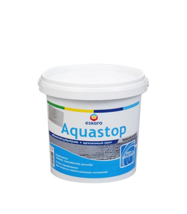 Бетоноконтакт Eskaro Aquastop 1.5 кг средство eskaro biotol spray против плесени 0 5 л