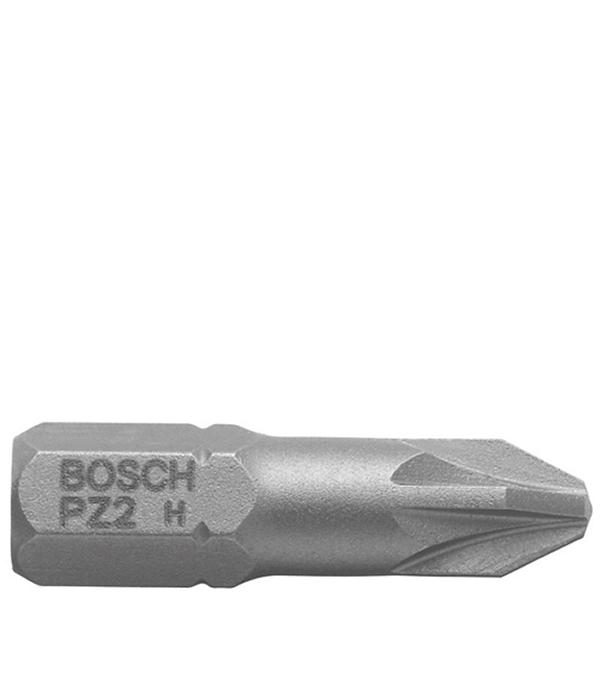 Бита Bosch PZ3 25 мм (3 шт)  бита рz1 49 мм 3 шт bosch профи