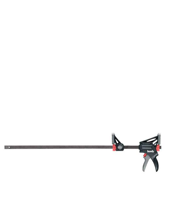 Струбцина столярная KWB 65х450 мм быстрозажимная струбцина быстрозажимная gross 20803