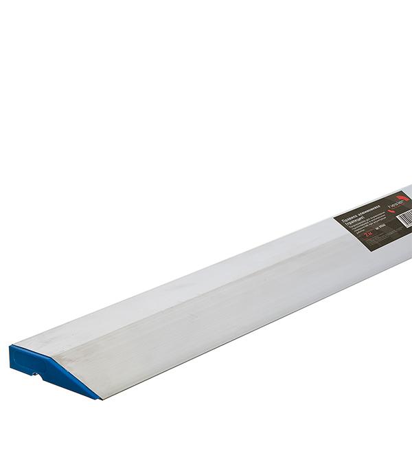 Правило алюминиевое 2 м (трапеция)  Hesler Стандарт