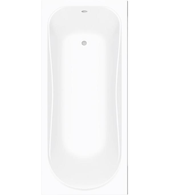 Ванна акриловая BAS Атланта 1700х700 мм с каркасом цены онлайн