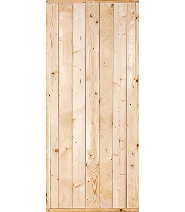 Дверной блок банный хвоя 770х1770 мм