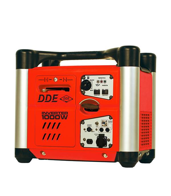 Генератор бензиновый (инвертор) 1,0 кВт DDE DPG1001Si