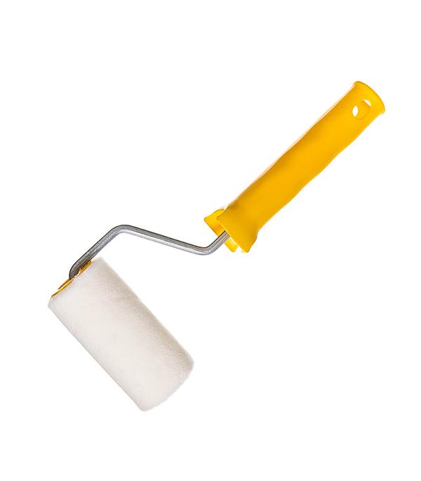 Валик велюровый Бодрый маляр 100 мм с рукояткой валик велюровый hardy 150 мм с рукояткой