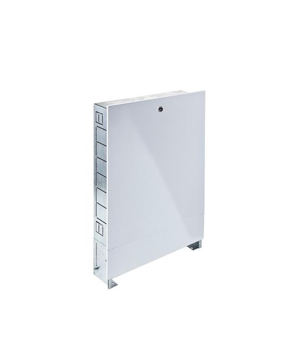 Коллекторный шкаф встраиваемый Valtec ШРВ3 коллекторная группа valtec 1 х 7 отводов с расходомерами нержавеющая сталь