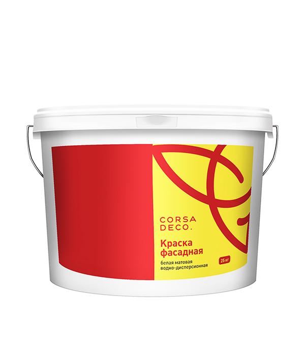 Краска в/д фасадная  Лира 25 кг
