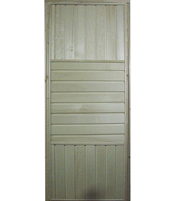 Дверной блок банный осина 750 х1750 мм