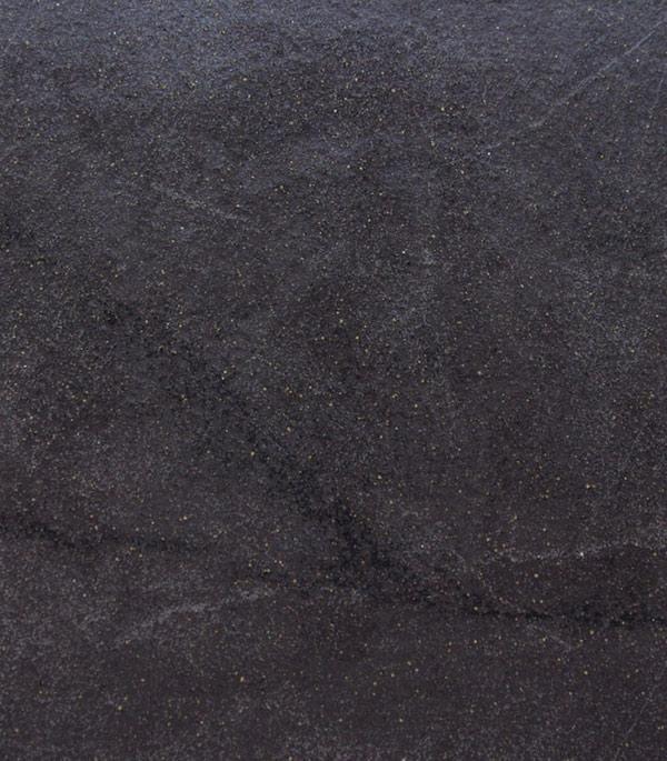 Керамогранит 400х400х9 мм Quartzite черный/Грасаро (9 шт=1,44 кв.м)