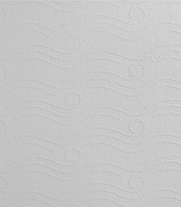 Стеклообои Wellton Decor Волна 1х12.5 м цена и фото