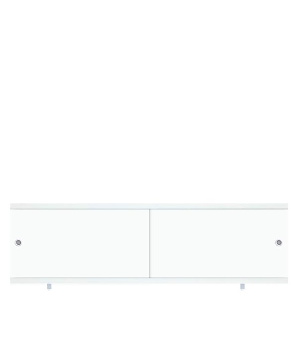 Экран ПВХ Кварт белый 1500 мм экран п ванну премиум а 70 см белый