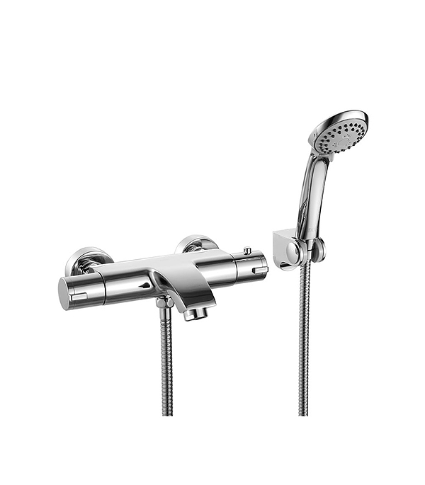 Смеситель IDDIS Thermolife THESB00I74 для ванны/душа с термостатический
