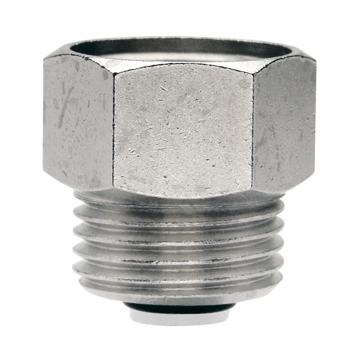 Клапан отсекающий Itap 1/2 в/н для монтажа / демонтажа воздухоотводчика редуктор давления itap 1 2 в в с отверстием под манометр