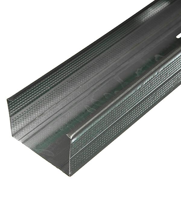 Профиль стоечный Оптима 75х50 мм 3 м 0.45 мм пленка тонировочная president 35% 0 75 м х 3 м