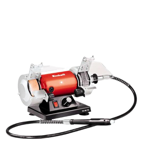 Точило Einhell TH-XG 75 Kit  точило fbg20001 350 вт 200х20х16 мм fixtec