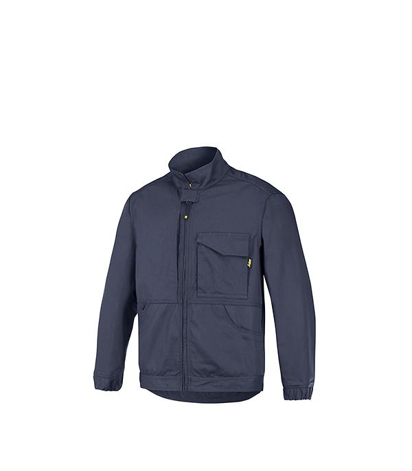 Куртка синяя, размер M (48-50) , рост 170-182 Snickers workwear Профи
