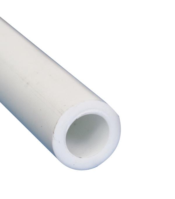 Труба полипропиленовая 25х4000 мм, PN 20, РТП труба полипропиленовая pn 20 диам 32 1 1м п
