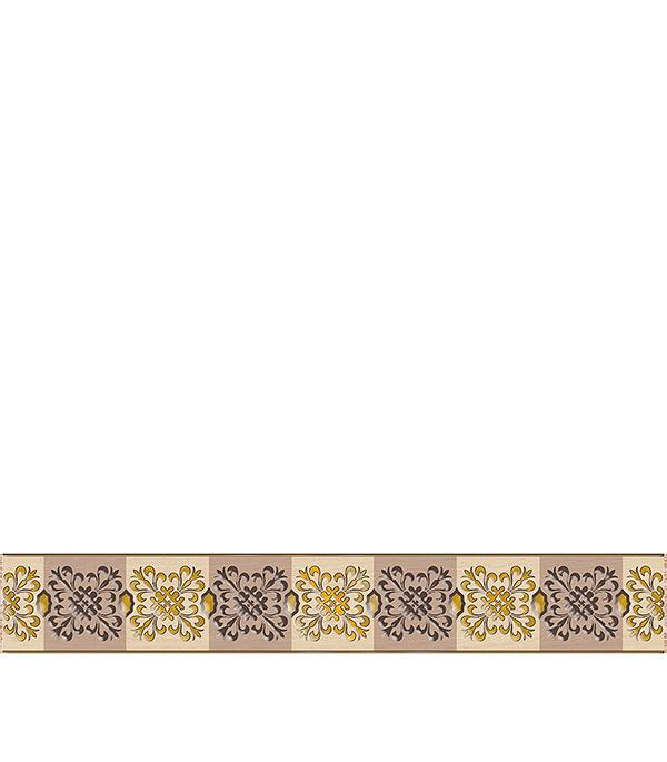 Плитка бордюр Флоренция G 600х90 мм плитка вкз лаура зеленая в спб