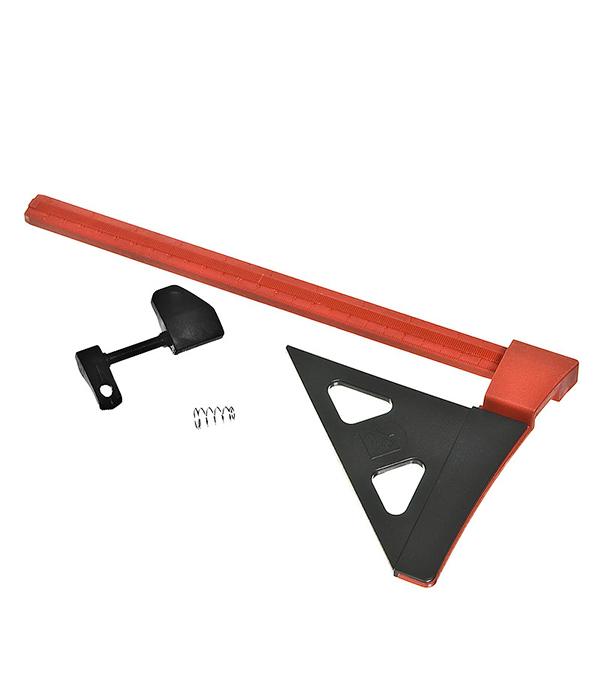 Линейка-угольник Rubi для плиткореза маркер для отверстий rubi 70940