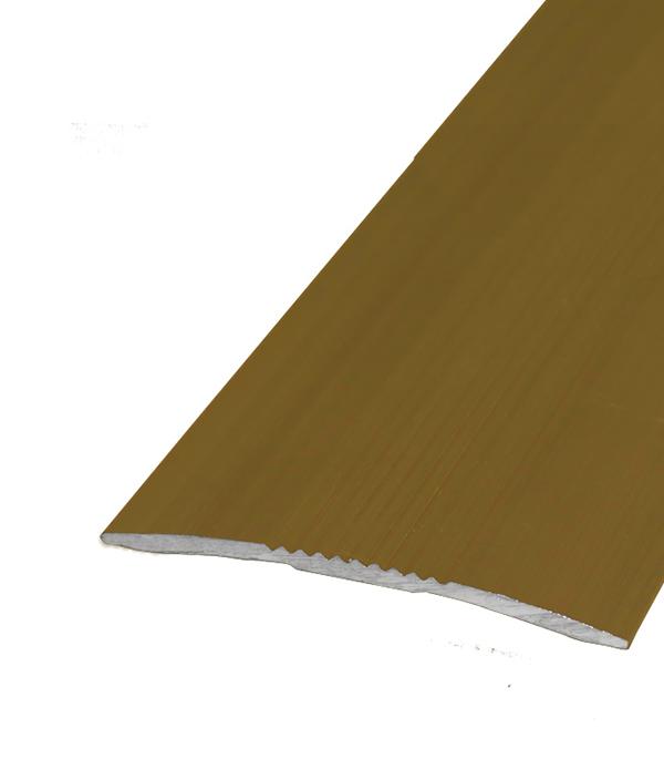Порог стыкоперекрывающий 40х900 мм Золото шарики прокладки железные круглые золото 5 мм диаметром отверстие 2 мм