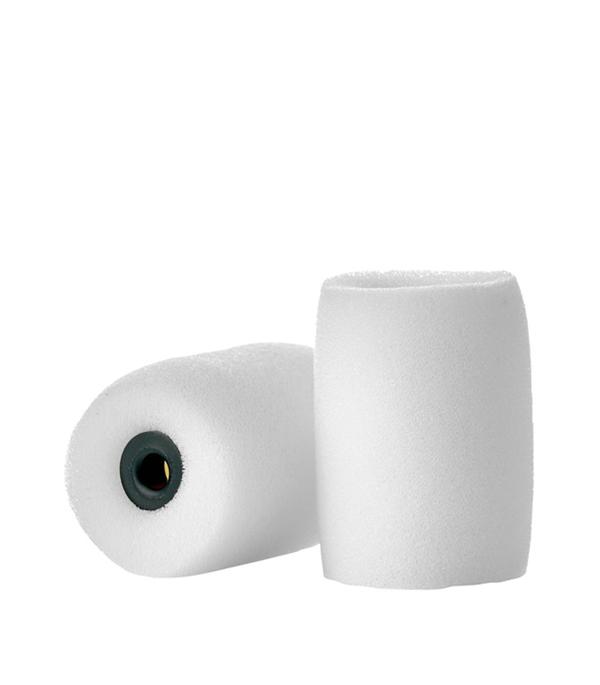 Валик поролоновый 50 мм для рукоятки d6мм набор 2 шт