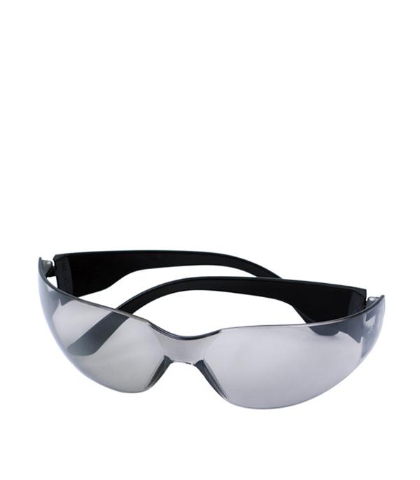 Очки защитные затемненные Эконом очки защитные затемненные антизапотевающие стандарт