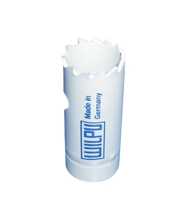 Коронка универсальная Wilpu Профи 27 мм крупный зуб тиски для сверлильного станка в украине