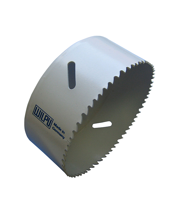 Коронка универсальная 102 мм,  крупный зуб, Wilpu Профи