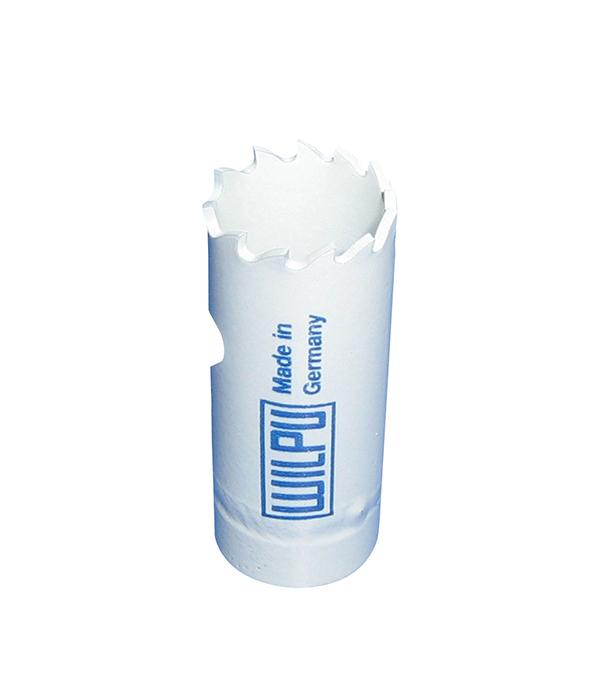 Коронка универсальная Wilpu Профи 16 мм крупный зуб тиски для сверлильного станка в украине