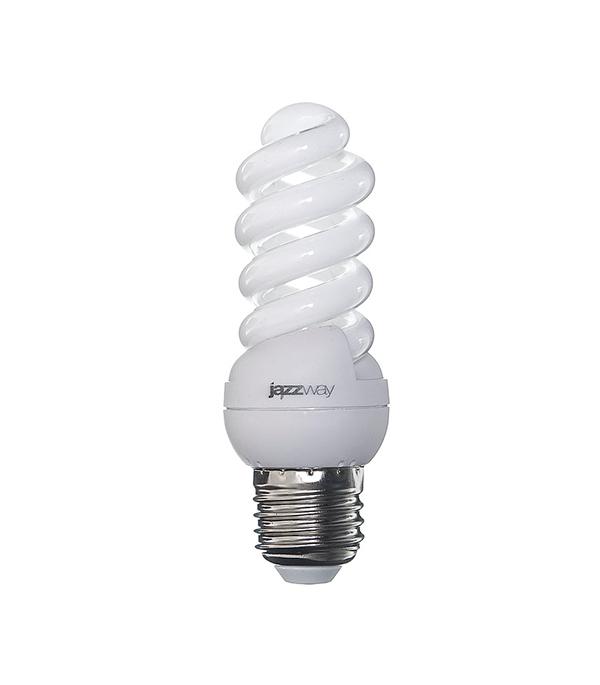 Лампа энергосберегающая  E27 11W SF ЭКО 2700K Jazzway