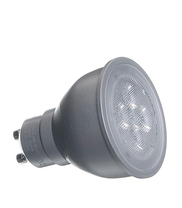 Лампа светодиодная GU10, 5,3W, 6500К (холодный свет),Osram