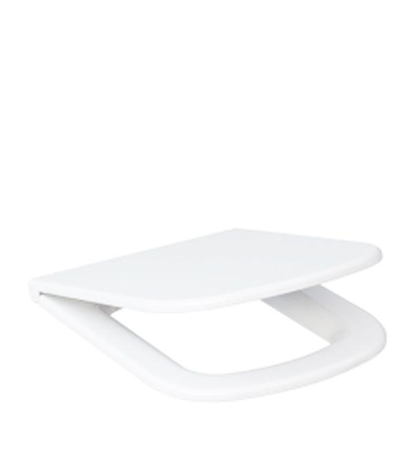 Сиденье для унитаза Cersanit Colour дюропласт с микролифтом сиденье для унитаза carina дюропласт с микролифтом