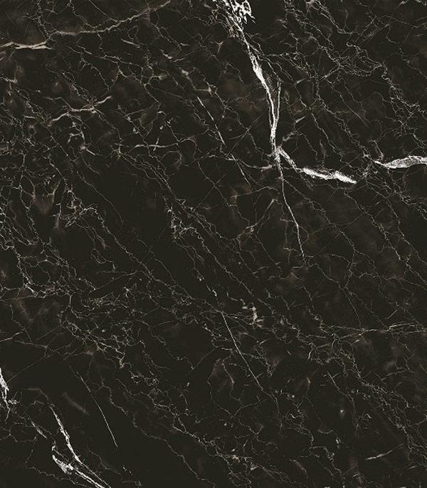 Керамогранит 400х400х9 мм Classic Marble черный глянцевый/Грасаро (9 шт=1,44 кв.м)