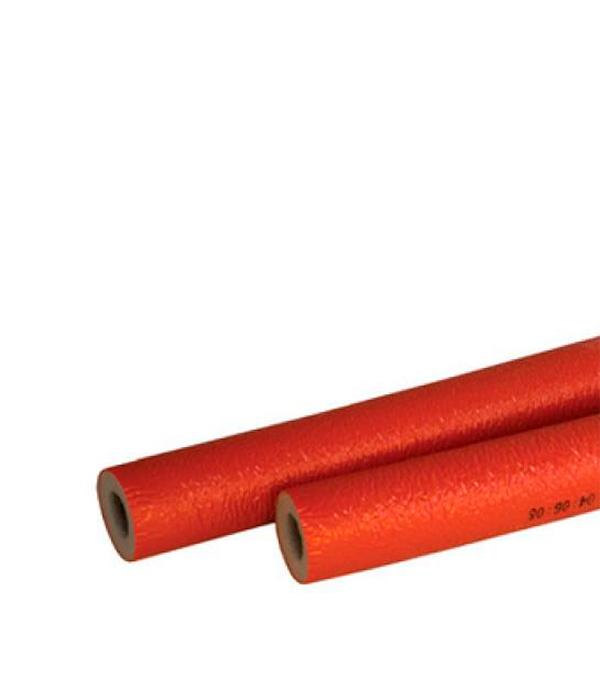 Теплоизоляция для труб 18х4 мм красная (бухта 11 м)