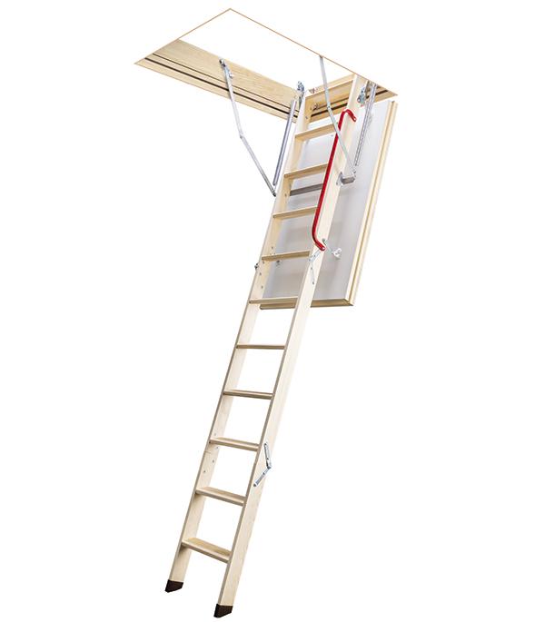 Лестница чердачная термоизоляционная 60х120х280 см LTK Fakro Профи