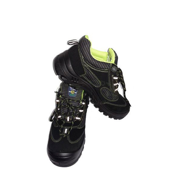Кроссовки замшевые (композитный защитный носок), размер 42