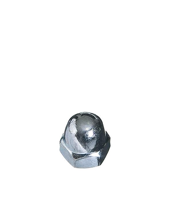 Гайки колпачковые М10 мм DIN 1587 (1 шт)