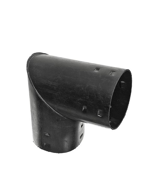 Отвод для дренажных труб d200 на 90 градусов отвод для дренажных труб d110 на 90 градусов