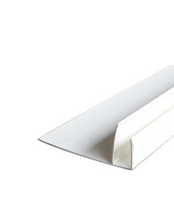 Плинтус потолочный F-профиль 3000х35 мм