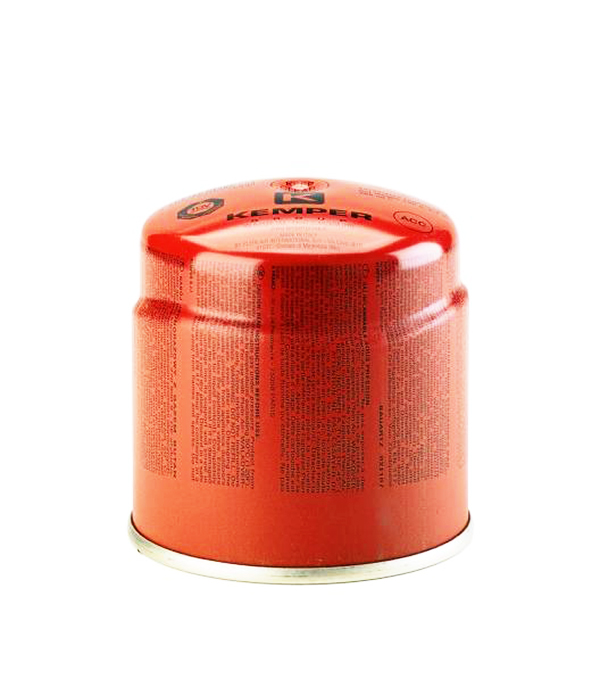 Баллон с газом пропан-бутан прокалываемый 0,19 кг Kemper
