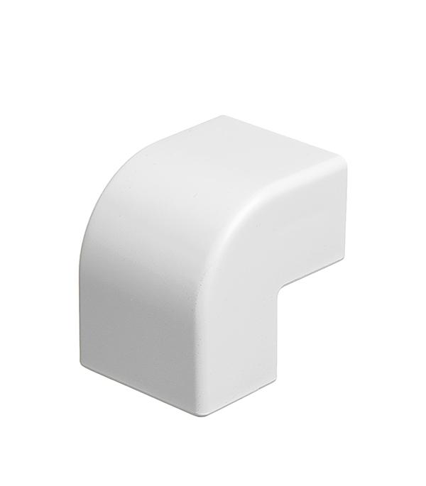 Угол внешний для кабель-канала ДКС 25х17 мм белый