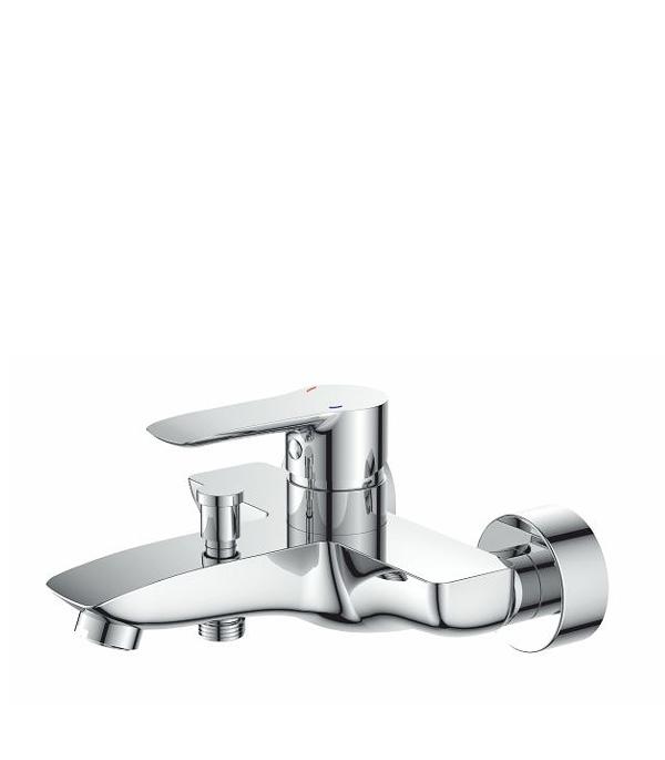 Смеситель CRON CN 30095 для ванны  смеситель для ванны cron cn 2142 с длинным изливом