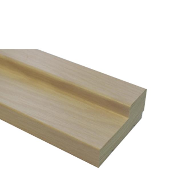 Коробка дверная Светлый дуб универсальная  70x32x2100 мм