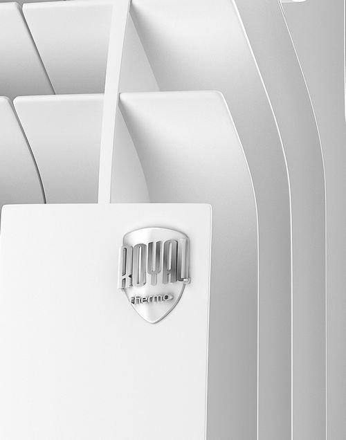 """Радиатор алюминиевый 1"""" Royal Thermo Dreamliner 500, 10 секций"""