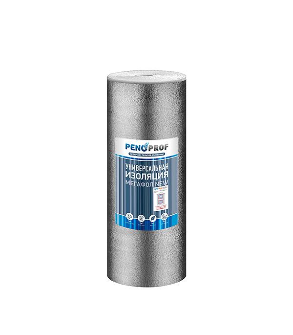Теплоизоляция НПЭ ЛП тип А  2 мм (1,2х25 м) универсальная Порилекс
