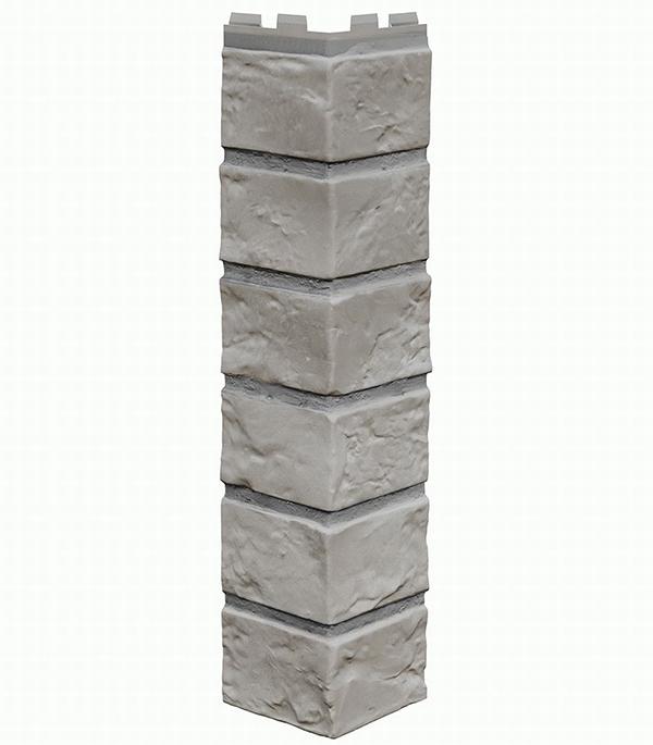 Фасадный угол наружный Vox 121х121х420 мм Кирпич цвет DENMARK / ДАНИЯ