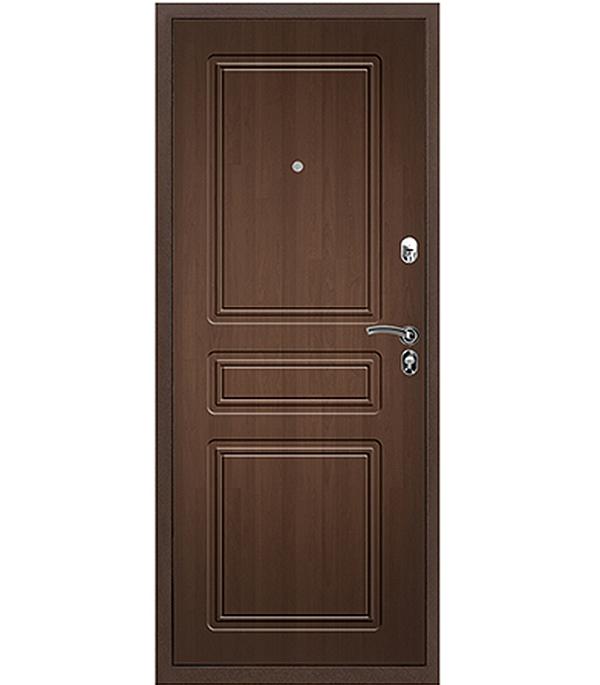 Дверь металлическая VALBERG BMD Лидер 880х2066 мм правая дверь входная металлическая doorhan м лайн 980 мм правая