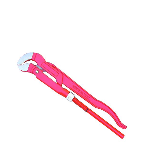 Ключ трубный 45 градусов 1.5 ключ трубный газовый truper 15836 25см